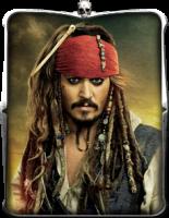 Portrait de Jack Sparrow